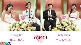 Trung Tín - Thanh Thúy Và Anh Khoa - Thanh Tuyền   VỢ CHỒNG SON   Tập 11   131020