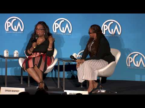 """Ava DuVernay And Oprah On """"A Wrinkle In Time"""""""