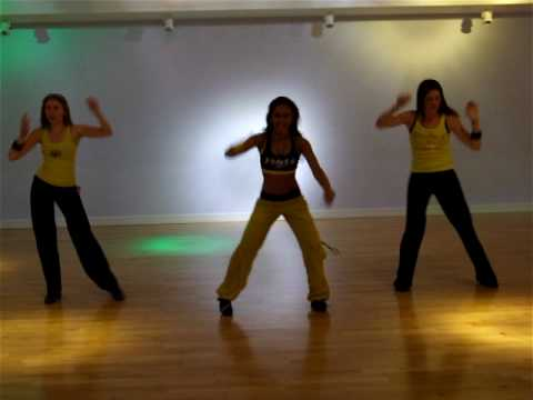 Shakira Waka Waka By Sandra Zumba video