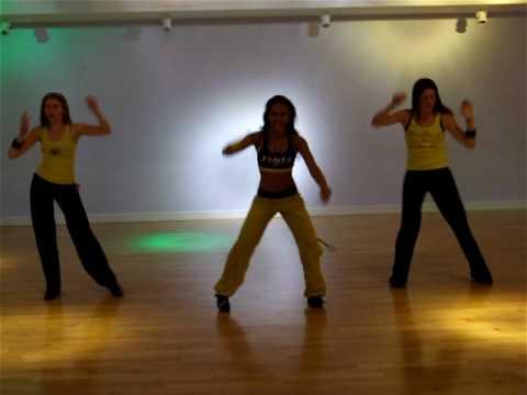 Shakira Waka Waka By Sandra Zumba video