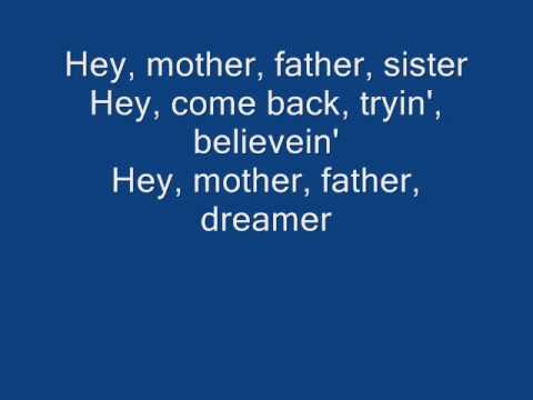 Journey - Mother, Father Lyrics | SongMeanings