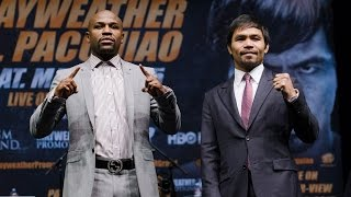 Mayweather vs. Pacquiao: Highlights from the Kickoff Press Conference