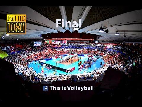 USA vs Brazil | 10 July 2016 | Final | 2016 FIVB Volleyball World Grand Prix