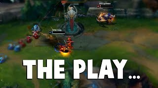 This Has to be The Worst Yasuo Play Ever at Lcs... | Funny LoL Series #335