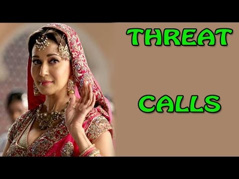 Madhuri Dixit Receives THREAT CALLS From A Teenager | Bollywood News