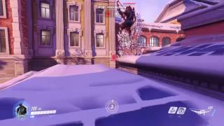 Overwatch Hanzo Highlights