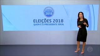 Eleições 2018   Completo - Pesquisa da Record TV