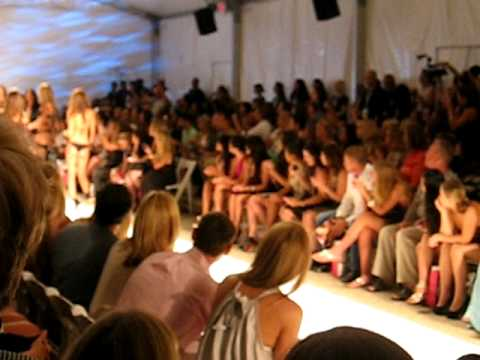 Beach Bunny Swimwear Runway Show, Mercedes Benz Fashion Week Swim 2011, Miami Music Videos