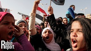 (Egypt) Ranked as the Worst Arab Country for Women | The Rubin Report  11/24/13