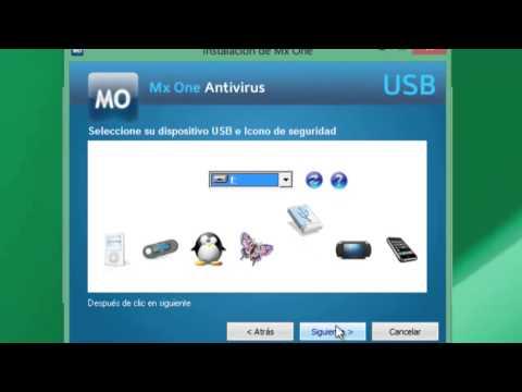 Antivirus para memoria USB (2014)
