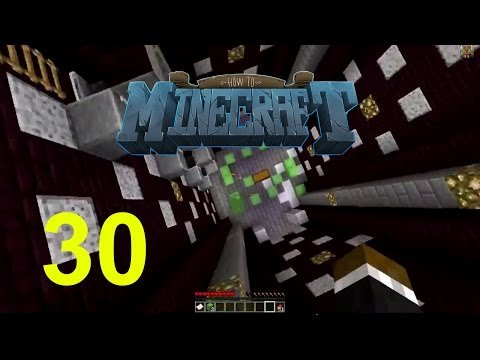 Minecraft: SMP HOW TO MINECRAFT #30 CASINO GAMBLING DEATH DROP with JeromeASF