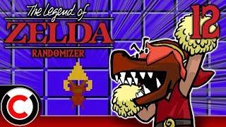 The Legend of Zelda (Randomizer Mod): We Found Dungeon 2! - #12 - Ultra Co-op