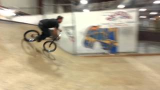 [Andrew Sandage double whip to barspin wreck] Video