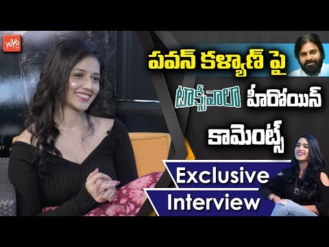 Actress Priyanka Jawalkar Exclusive Interview | Vijay Devarakonda's #Taxiwala | YOYO TV Channel