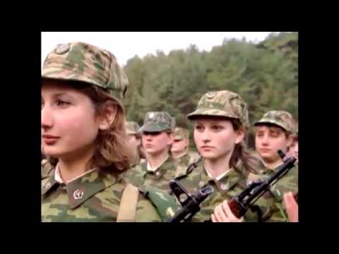 Las Mujeres Ms Hermosas del Mundo en las FFAA de Rusia