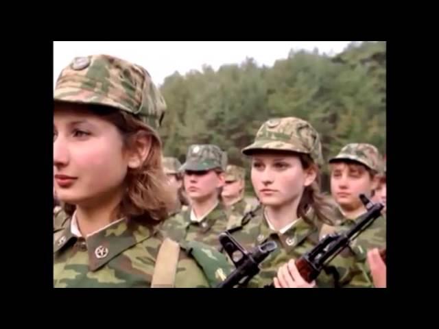 Las Mujeres Más Hermosas del Mundo en las FFAA de Rusia