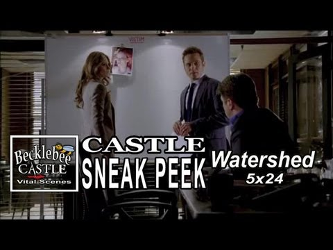 Castle 5x24  Sneak Peek #4