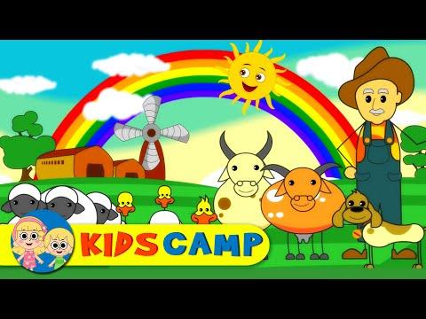 Old MacDonald Had A Farm | Nursery Rhymes | Popular Nursery Rhymes by KidsCamp