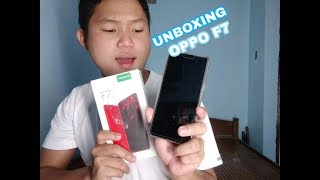 OPPO F7 unboxing  | philippines
