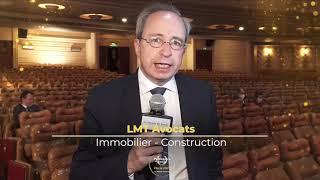 Palmarès du Droit 2021 - LMT Avocats - Immobilier - Construction