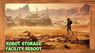 Far Cry 5 Lost on Mars Robot Storage Facility Terminal Reboot