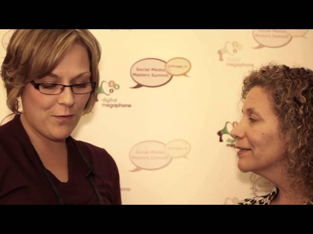 4th Annual Social Media Masters Summit Sommer Poquette Interview