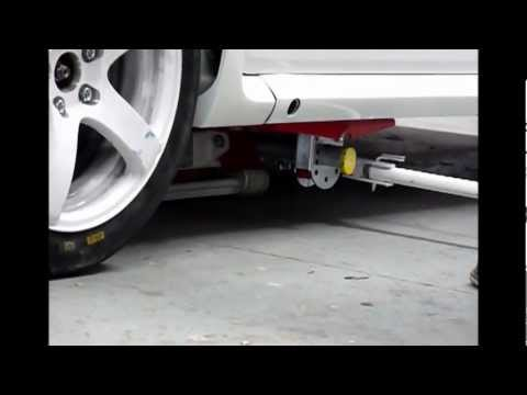 ASTRA-Lift & Car dolly together-New miniLIFT.Low
