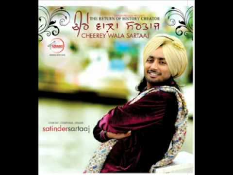 Satinder Sartaaj - Ishqe Lyi Qurbania video