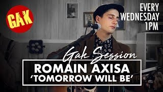 GAK Sessions | Romain Axisa