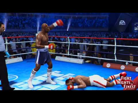 Fight Night Champion Online Live Fight Friday Match #20 - My Views On Decisions