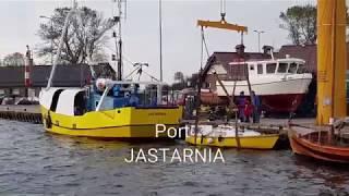 Jesienny Port Jastarnia