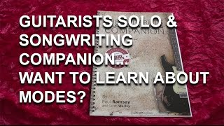 The Guitarists Solo and Songwriting Companion Review -  tonymckenziecom