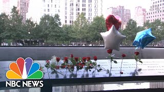 Watch Scenes From 9/11 Remembrance Events At The Three Sites Of Terror Attacks | NBC News