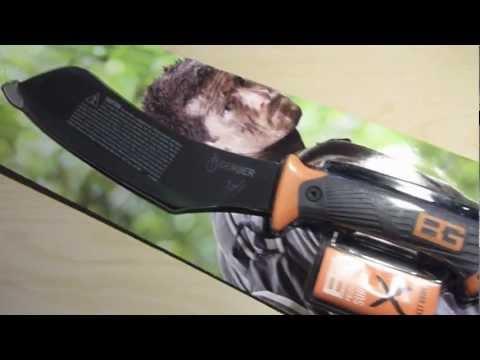 Gerber Bear Grylls Compact Parang review