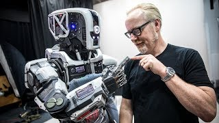 Behind the Scenes of Weta Workshop's 'I Am Mother' Robot!