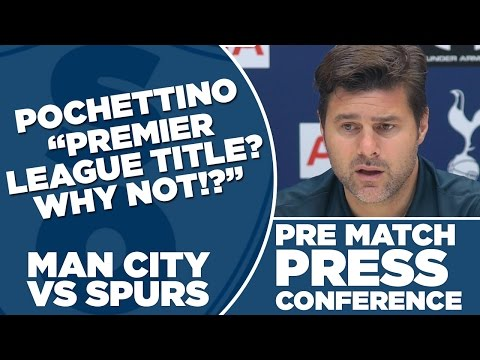 """Premier League Title? Why Not!?"" 