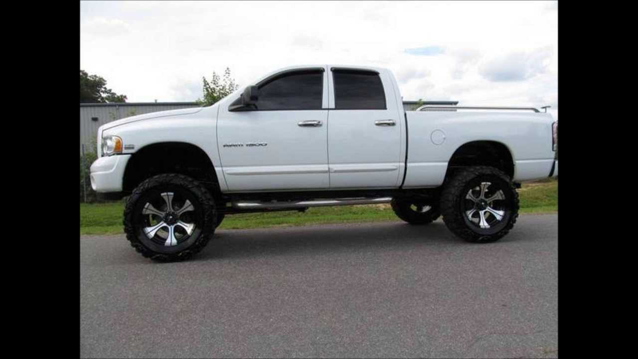 Ram 1500 Ecodiesel Review >> 2004 Dodge Ram 1500 SLT Quad Cab 9 Inch Lifted Truck For Sale - YouTube
