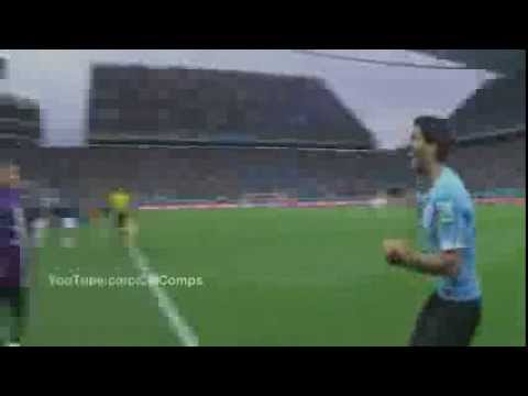 England vs Uruguay 1-2 World Cup 2014 |HD|~ Luis Suarez Goal vs England