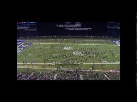 DCI Best moments of 2012