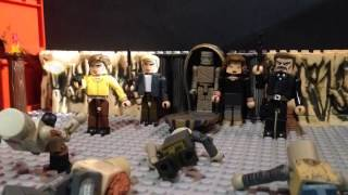 Universal monsters ep 2 The Mummy minimates stop motion universal monsters mummy the mummy video