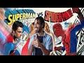 Superman Vs Spiderman XXX A Porn Parody Review Part 1/2