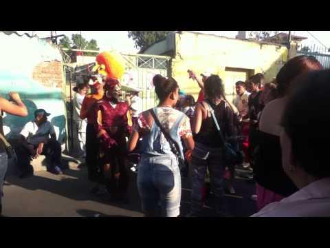 Carnaval Azcapotzalco 2015.