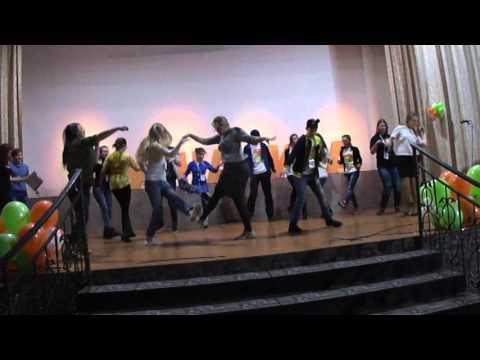 Танцевальное попурри для конкурса для детей