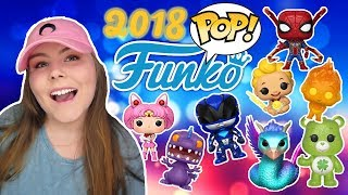 MY 2018 FUNKO POP COLLECTION (UPDATE)