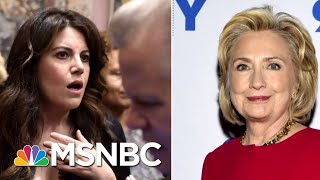 Monica Lewinsky Speaks Out On Affair With Bill Clinton In New Docu-Series | Craig Melvin | MSNBC