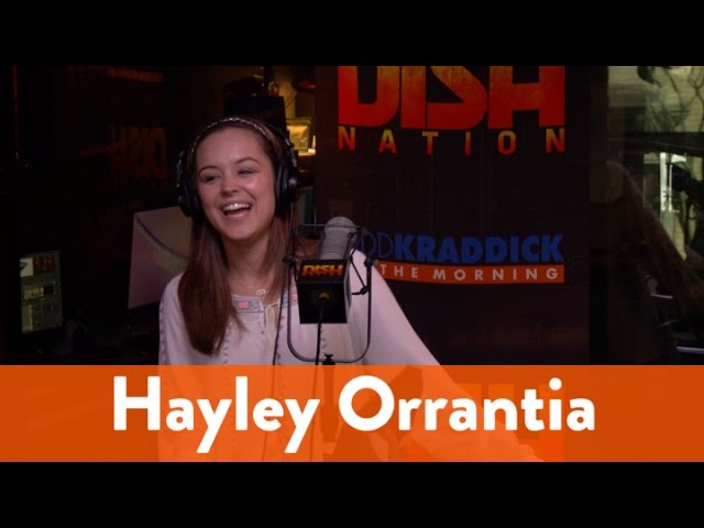 Hayley Orrantia from The Goldbergs! Part 2/2