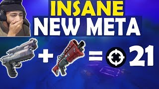 This New Meta is Unbelievable . . . | High Kill Funny Game - (Fortnite Battle Royale)