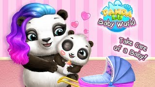 Panda Lu Baby Bear World - New Pet Care Adventure - TutoTOONS Games for Kids