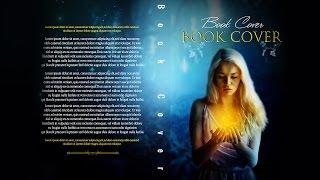 Photoshop Tutorials - Book cover Fantasy  : Full Tutorial