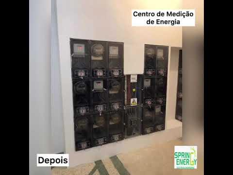 EDIFÍCIO NÓBREGA - ADEQUAÇÃO ELÉTRICA - SPRING ENERGY